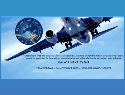 EALA European Air Law Association Annual Conference