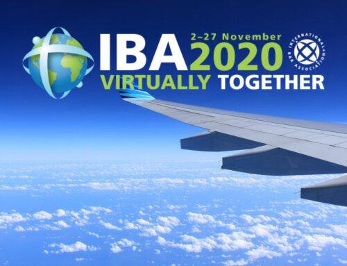 Anna Masutti relatrice all'IBA sul tema: Recent developments in international aviation casualty
