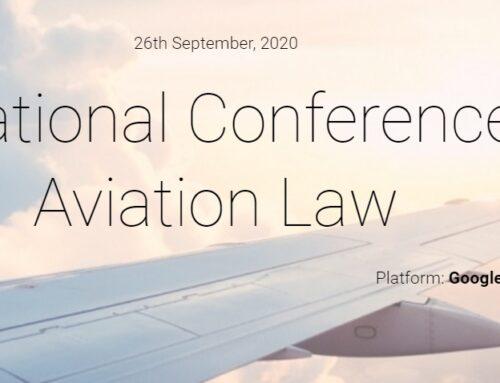 Anna Masutti relatrice alla International Conference on Aviation Law