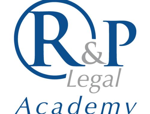 Iscrizione Eventi Formativi R&P Academy 2020