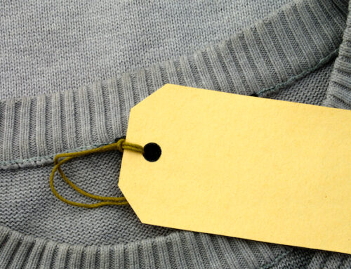 Etichettature su prodotti industriali e finalità ingannatoria