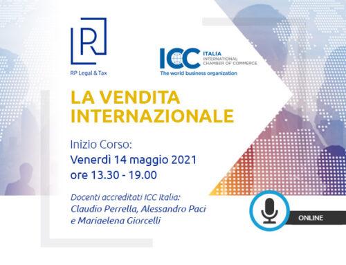 Executive Course sulla contrattualistica internazionale organizzato dalla Camera di Commercio Internazionale