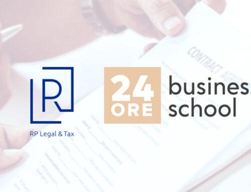 RP Legal & Tax con 24ORE Business School nel 35° Master Diritto e Impresa